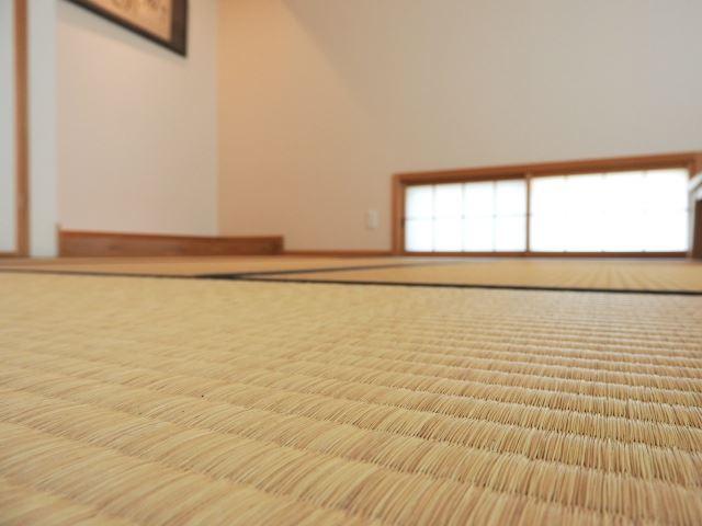 長岡市で畳の工事や表替えなら一級技能士のいる畳店【柳瀬畳内装】にお任せ 表替えを行ったイメージ画像