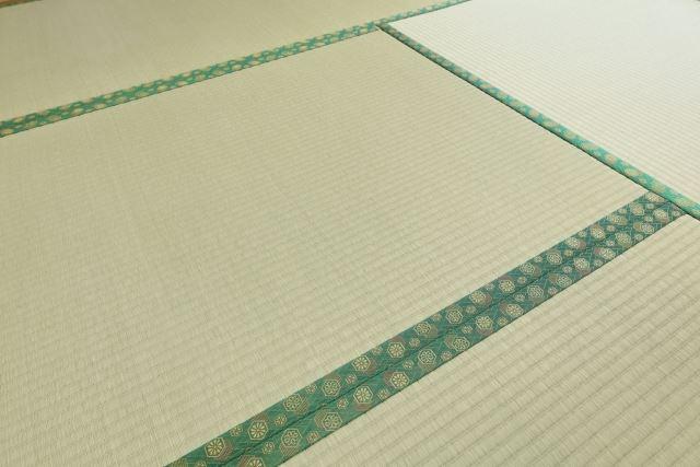 長岡市で畳の工事や表替えを依頼するなら【柳瀬畳内装】。- 表替え・裏返し・畳替え、長岡市周辺で畳に関するベストな提案を - 表替え後イメージ画像
