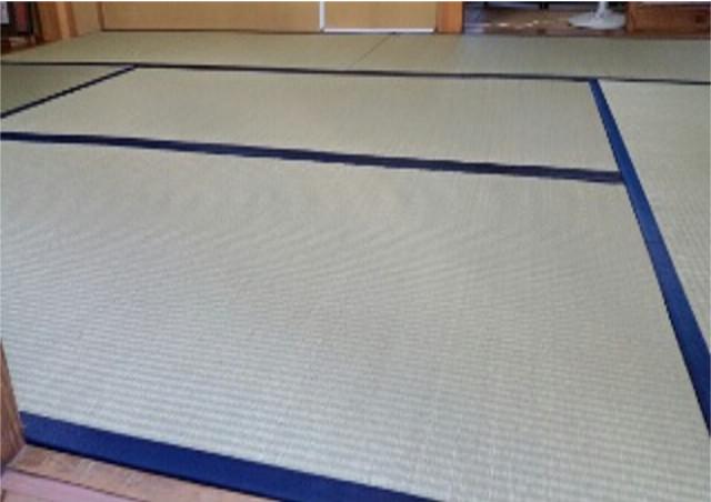 柏崎市で畳の張替えを依頼するなら縁無し畳への製作も可能!~古畳の処分にも対応~