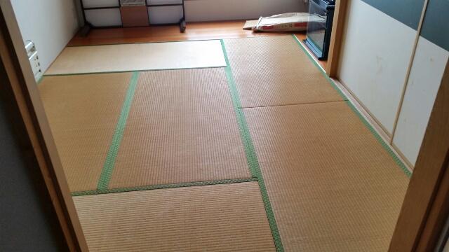 南魚沼市の畳替えや表替え、裏返し柳瀬畳内装にお任せ下さい
