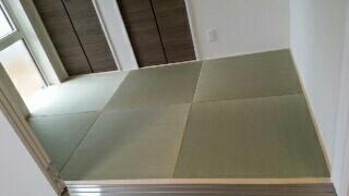 柏崎市で縁なし畳をお考えのなら柳瀬畳内装
