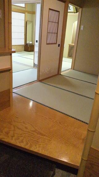 南魚沼市の畳工事・古畳の処分も柳瀬畳内装にお任せください。