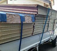 畳の敷きこみ